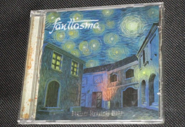 CD Fanttasma Another Sleepless Night impecável