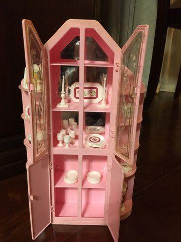 Barbie Cristaleira (estilo Rosas) - Foto 3