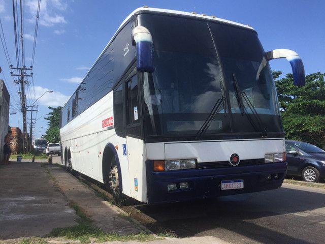 Fretamento de Ônibus 48 Lugares - Foto 2