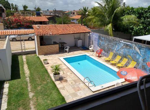 Casa com piscina em Tamandaré