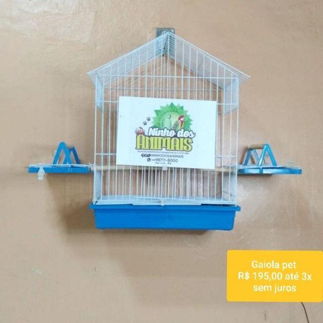 Viveiro gaiolas para pets - Foto 3