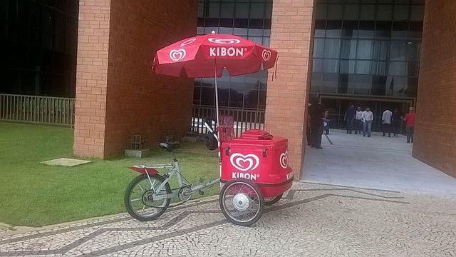 Vendedor de picolés da kibon - Foto 3