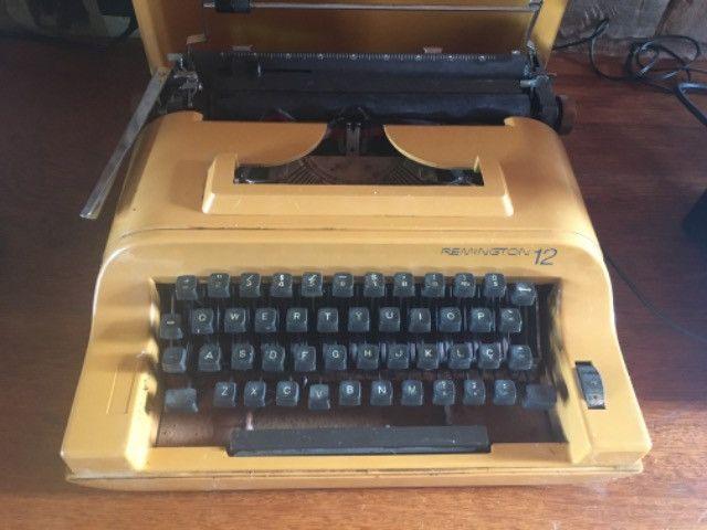 Maquina de escrever Remington - Foto 3
