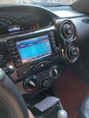 Toyota Etios Sedan Platinum 2015 - Foto 7