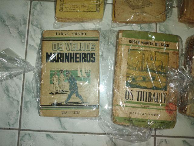Lote de livros antigo - Foto 4