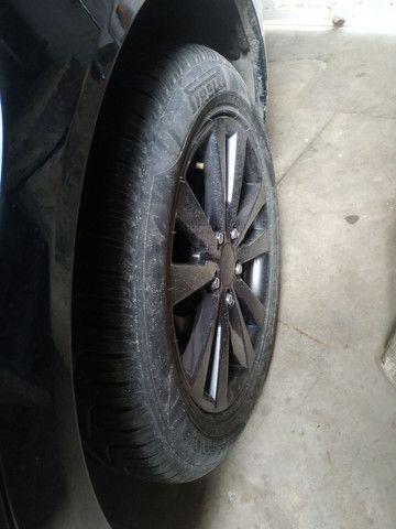 Vendo rodas originais do honda g9 - Foto 3