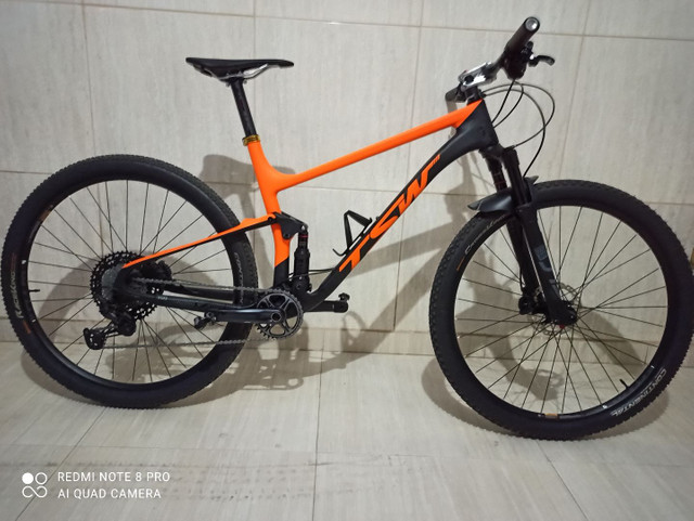 "Bike Full Suspension TSW Full Quest 29 - 19""  - Foto 3"