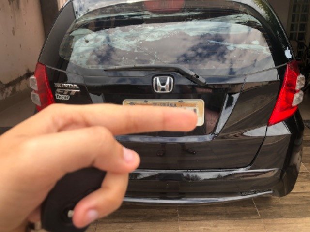 Vendo Honda Fit 2013 Manual - Foto 2
