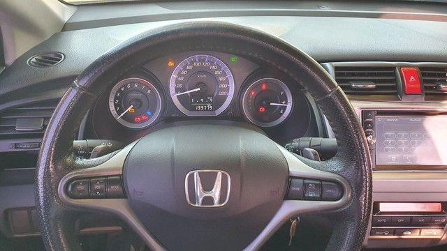 Honda City EX 1.5 Automático 2013 - Foto 4