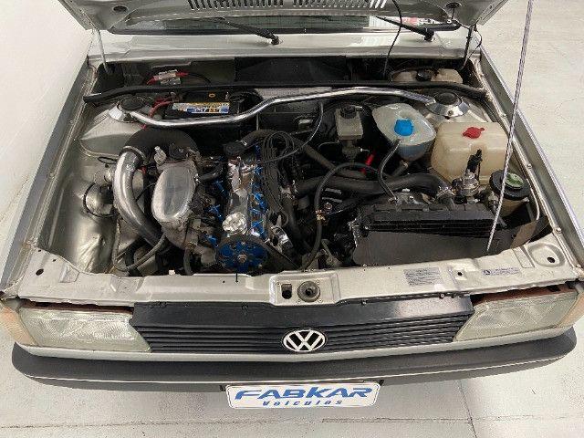 Vw - Volkswagen Gol CLi / CL 1.8 Turbo 1992/1992 - Interior recaro Gti/Gts - Foto 17