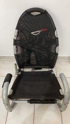Cadeira De Abdominal Rockin Abs