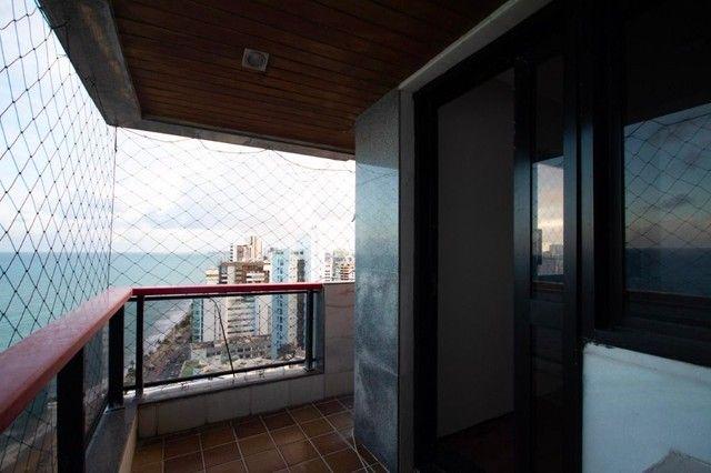 Apartamento com 4 quartos para alugar, 405 m² por R$ 13.432/mês - Boa Viagem - Recife/PE - Foto 16