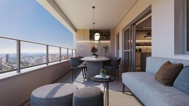THZ 2965 - 100 - apartamento com 132m², 2 - 3 quartos - Jardim São Luiz, Ribeirão Preto -  - Foto 5