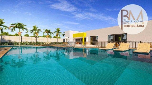 Casa com 4 dormitórios à venda, 108 m² por R$ 546.295,45 - Sim - Feira de Santana/BA - Foto 14