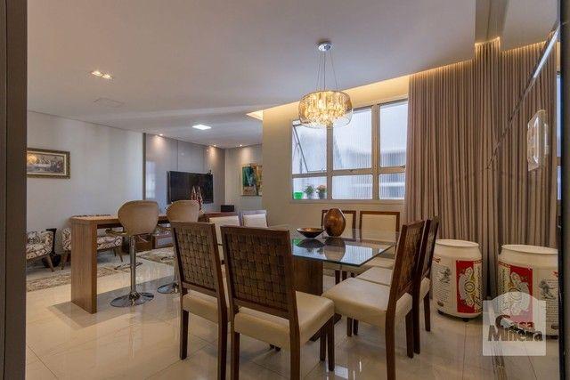 Apartamento à venda com 4 dormitórios em Vila paris, Belo horizonte cod:337611 - Foto 4