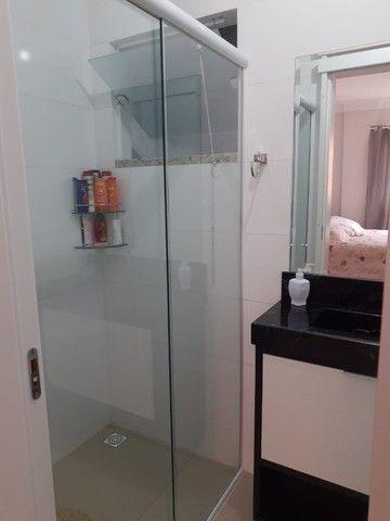 lindo apartamento no Gravatá Navegantes mobiliado 03 dormitórios ótima localização - Foto 13