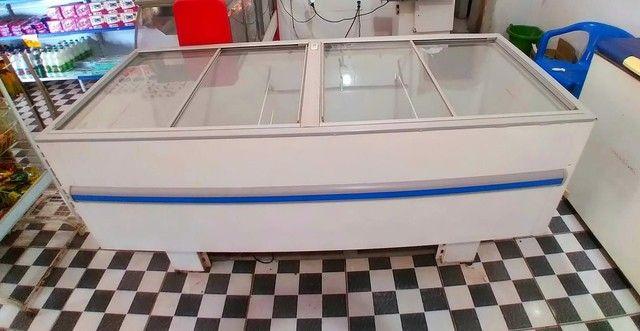 Vendo Freezer Ilha GELOPAR 520L