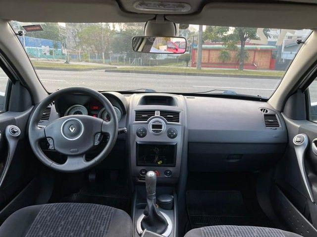 Renault MEGANE GRAND TOUR DYNAMIQUE 1.6 16V HI-FLEX MEC. - Foto 11