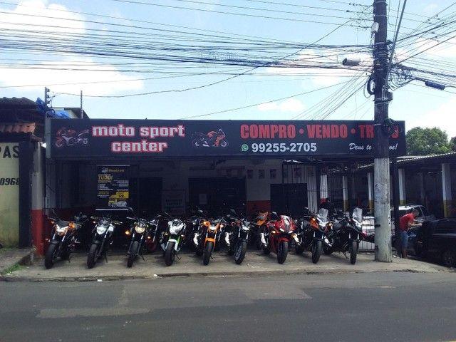 Moto com garantia e procedência aqui na moto sport center tem  - Foto 3