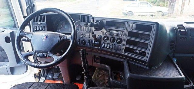 Scania 124 G420 - 2011 - Inteiro Revisado - Completo  - Foto 5