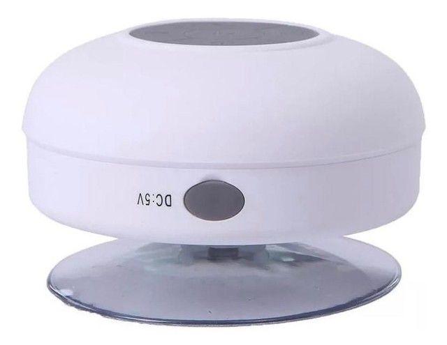 Mini Caixa de Som Bluetooth a Prova D' Agua com Ventosa<br>- Lacrado<br> - Foto 3
