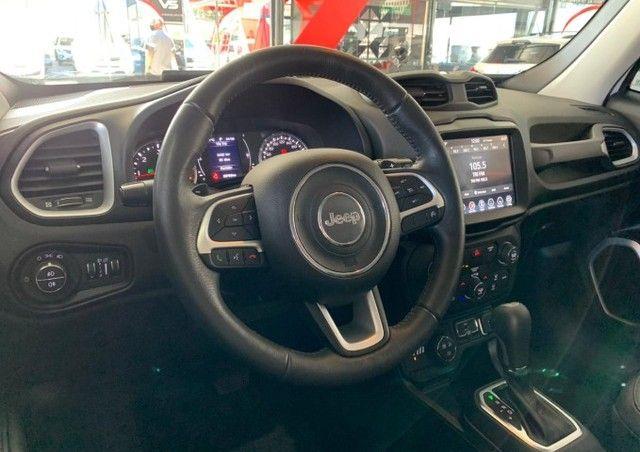 Jeep Renegade 2.0 Longitude Turbo Diesel 4x4 Automático 2019 - Foto 14