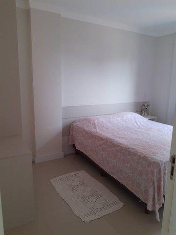 lindo apartamento no Gravatá Navegantes mobiliado 03 dormitórios ótima localização - Foto 18