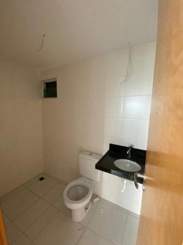 Cabo Branco, apartamento, 2 quartos, a 100 metros da praia - Foto 5