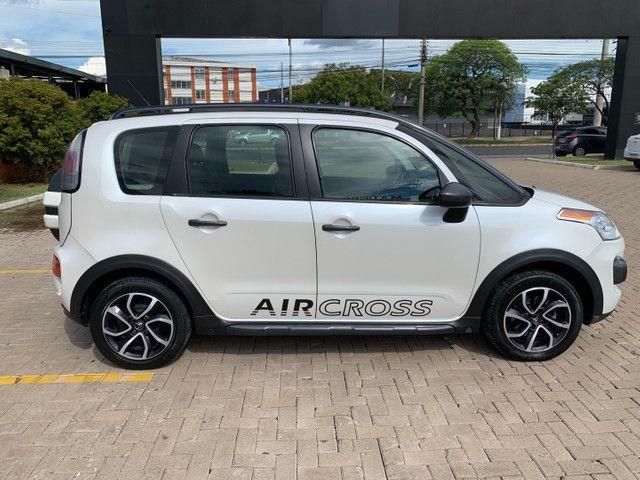 Aircross 1.6 2015/15 automático, bancos em couro . - Foto 16