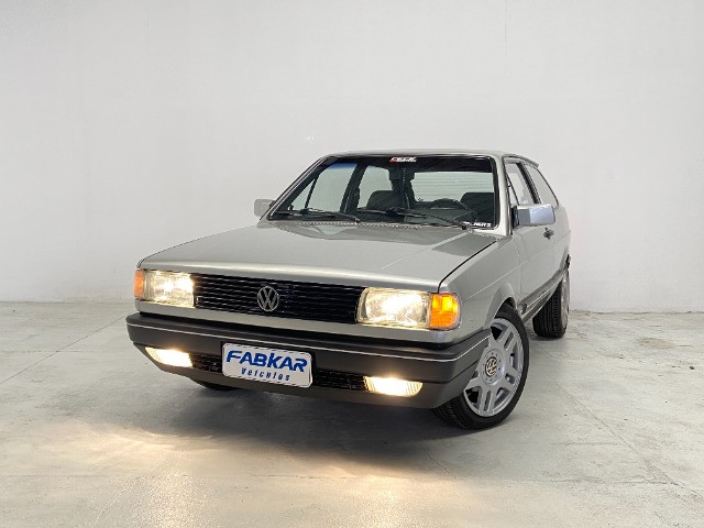 Vw - Volkswagen Gol CLi / CL 1.8 Turbo 1992/1992 - Interior recaro Gti/Gts