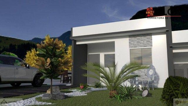 Casa no Jardim Petrópolis com 2 dormitórios à venda, 62 m² por R$ 170.000 - Gravatá/PE - Foto 3