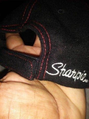 Boné Nascar Sharpie Busch 97 U.S.A Aba Reta Corrida Racing - Foto 2
