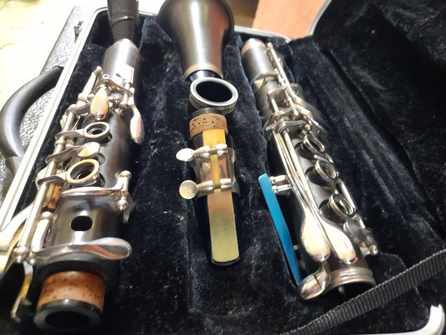 Clarinete Eagle Na Musical Brother - Foto 3