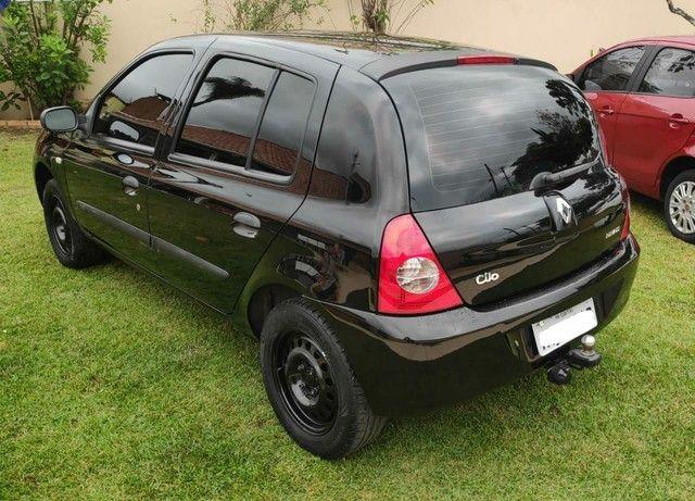 Renault Clio 1.0 16v 2011 - Foto 4