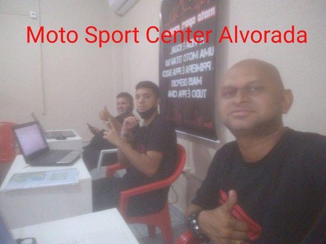 Moto com garantia e procedência aqui na moto sport center tem  - Foto 2