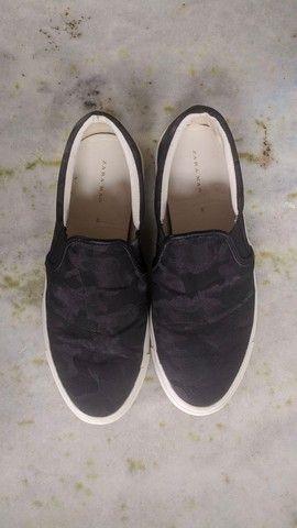 Sapato masculino ZARA