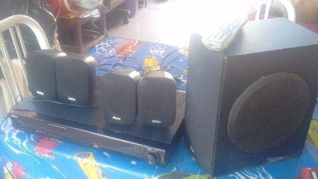 Home Theater PHT 660N