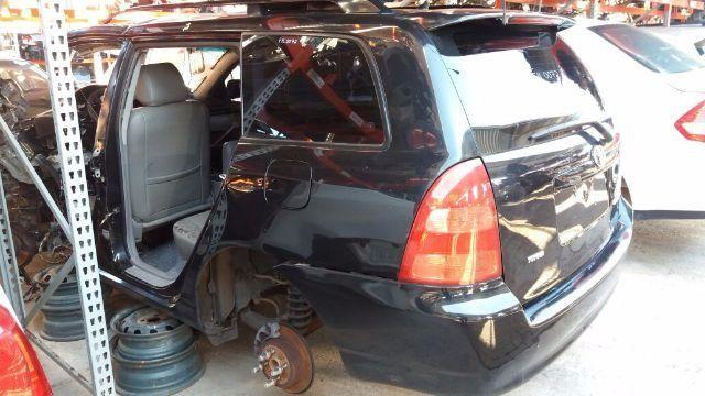 Peças usadas Toyota Fielder 2006 2006 1.8 16v gasolina 136cv câmbio automático - Foto 3