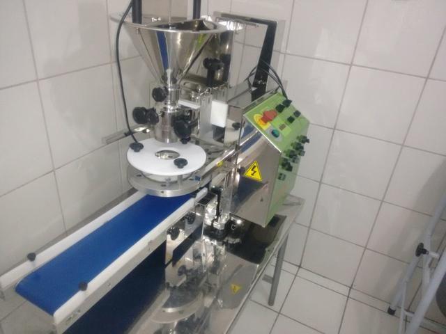 Maquina de salgados e doces bralyx Duly 3.0