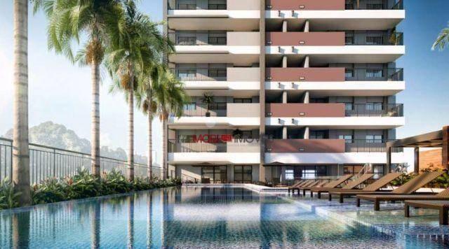 Apartamento residencial à venda, Barra Funda, São Paulo.