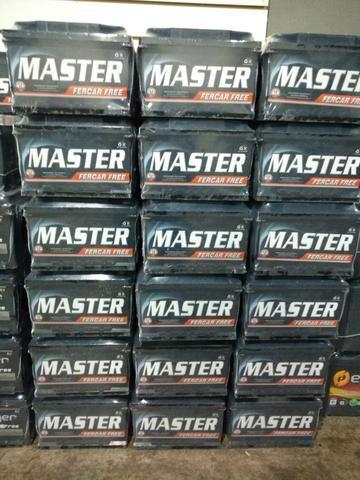 Bateria 60 ah master selada blindada