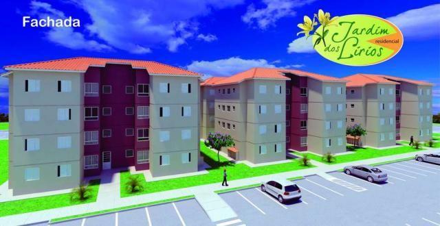 Condomínio Residencial Jardim dos Lírios - 50m² - Americana, SP ID641E - Foto 3