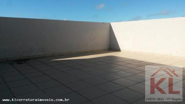 Linda cobertura(10° andar) sombra total 2 vgs no Nimbus Av. Abel Cabral Nova Parnamirim