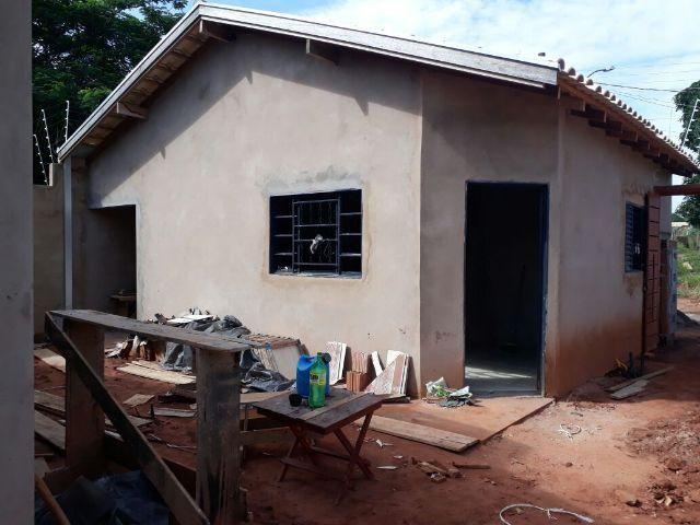 Casa condominio jd columbia R 120 mil