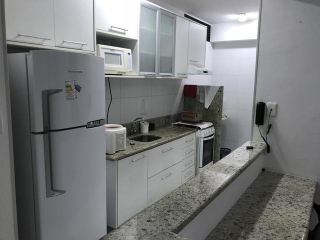 Apartamento quarto e sala em Armaçao