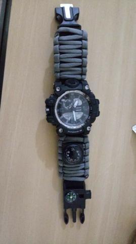 9cd2a3a2e97 Relógio Modelo Sport G Shock lançamento multifunções - Bijouterias ...