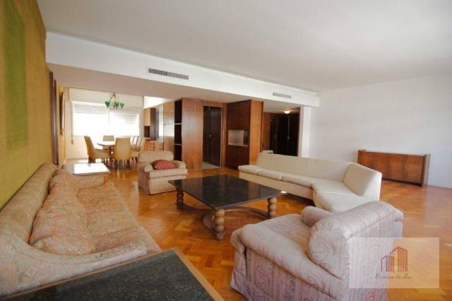 Amplo apartamento de 274m² e 4 quartos - Centro - Foto 5