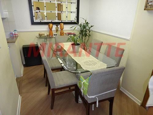 Apartamento à venda com 3 dormitórios em Água fria, São paulo cod:300635 - Foto 3
