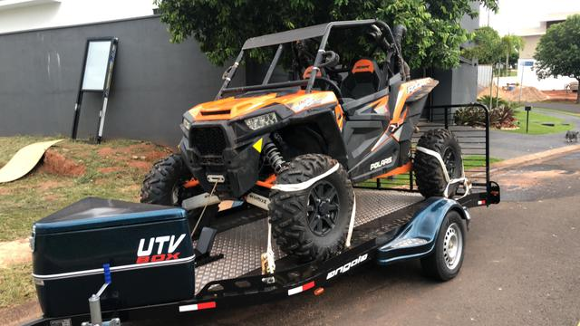 Utv Polaris Rzr 1000 Turbo - 2016