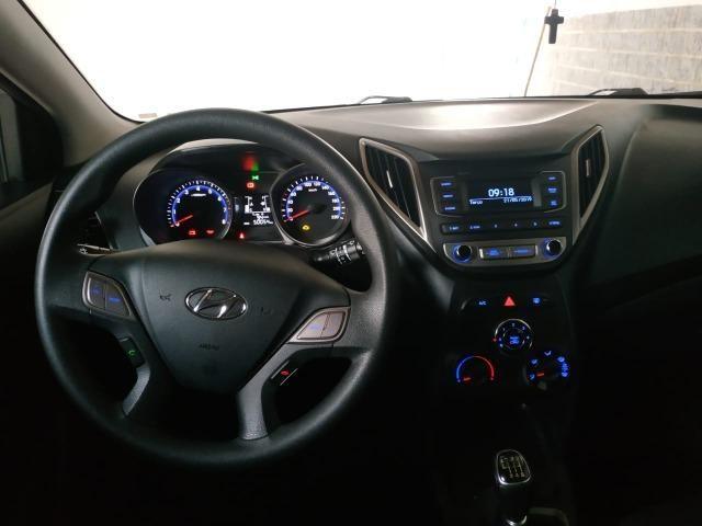 Hyundai Hb20 1.6 2017 somente vendas